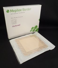 Wound Care-Foam Dressings-295400-EA1