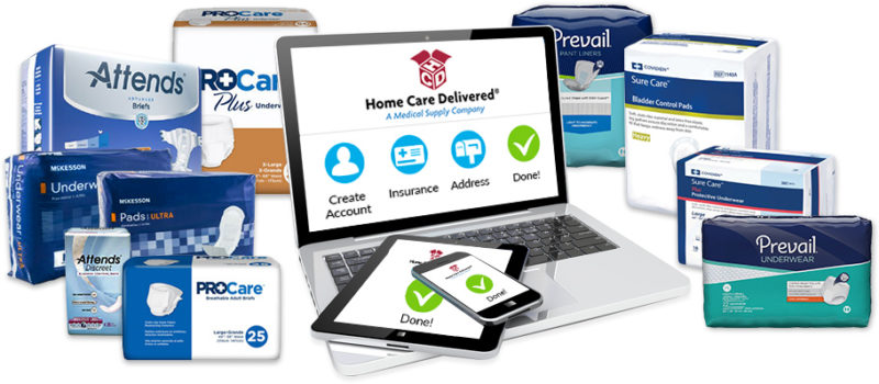Incontinence Supplies Online
